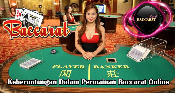 Keberuntungan Dalam Permainan Baccarat Online