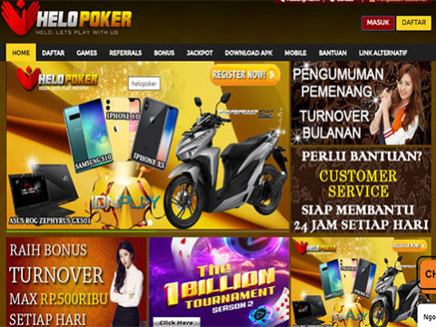 Situs QQ Poker Online Helopoker